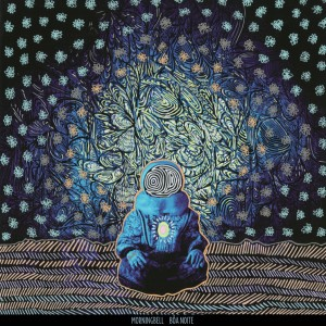 "Cover Art for ""Boa Noite"" - Morningbell's newest CD"