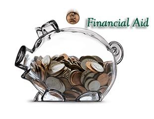 financial aid piggy bank