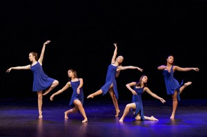 Dance Theatre of Santa Fe (DTSF) annual student choreographed concert at the Fine Arts Hall Theatre on Friday, October 2, 2015. Photos by Aaron Daye/Santa Fe College