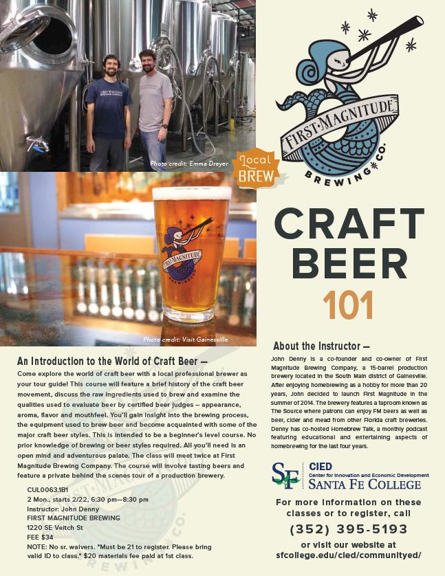 Craft Beer101