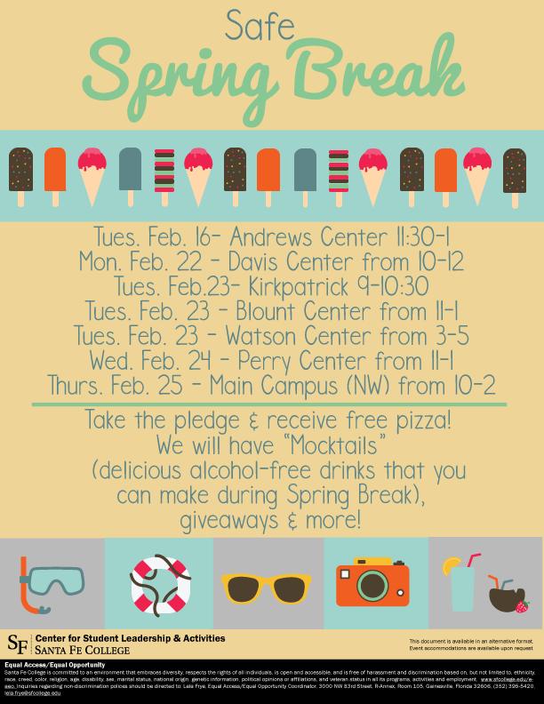 Safe-Spring-Break