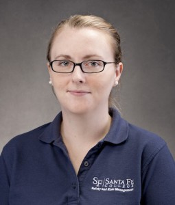 Headshot of Safety Coordinator Krystal DiBlasi on Monday, October 3, 2014. Photo by Aaron Daye/Santa Fe College