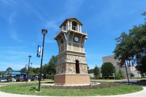 SantaFe College Clock Tower