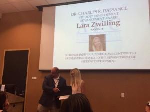 LauraZwillingAward