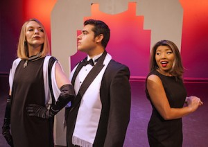 """Santa Fe College production of """"Sweet Charity"""" on Friday, April 15, 2016. Photos by Aaron Daye/Santa Fe College"""