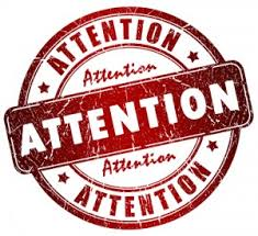attention circle