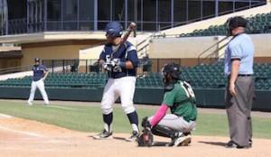 SF Saints Baseball, Photographer Aaron Daye