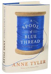 book Blue Thread