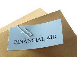 folder Financial Aid