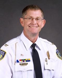 Chief Ed Book of Santa Fe College Police Department