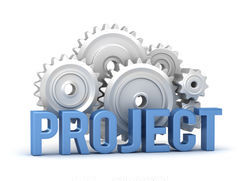 project construction zone