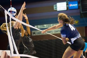 Saints Volleyball