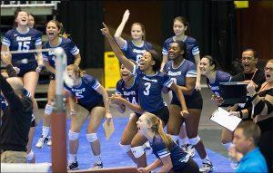 Santa Fe College Saints Volleyball