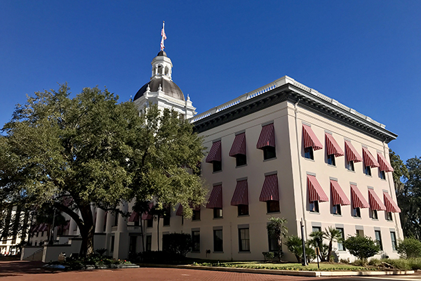 The Florida Historic Capitol restored to its 1902 appearance. Tallahassee, FL; Photo by John Carmean
