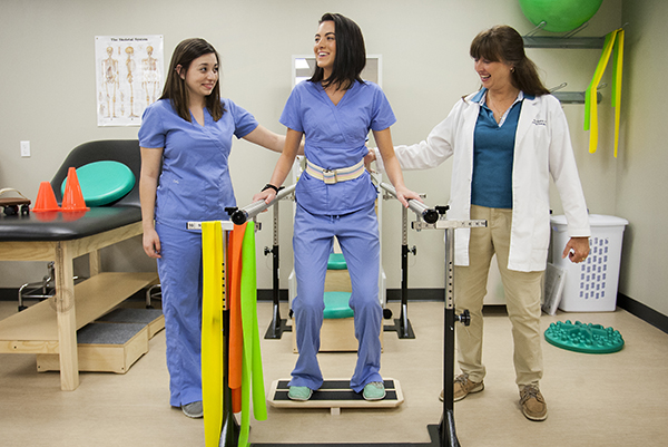 discover our exciting new program physical therapist