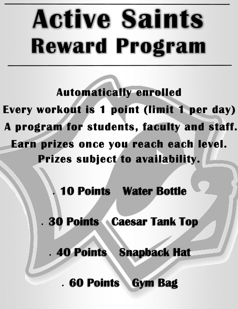 SF Fitness Center launches a new rewards program