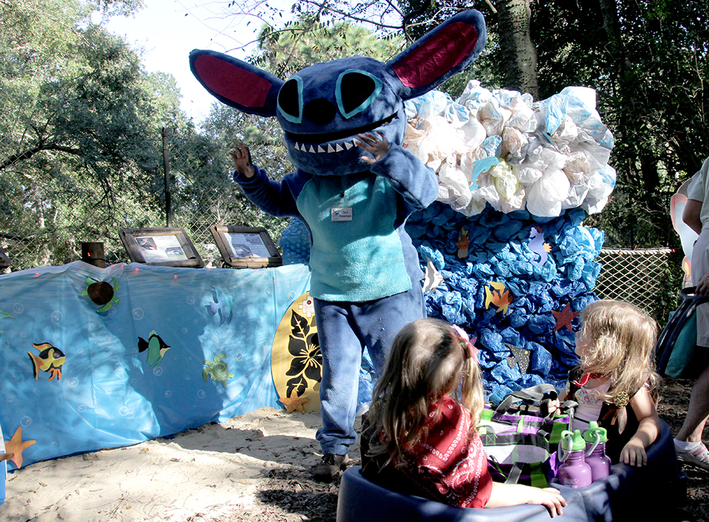 Boo at the Zoo - SF Teaching Zoo, Tuesday October 31, 2017