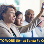BACK TO WORK 50+ at Santa Fe College