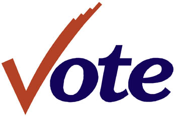 Vote (Vote, checkmark logo)