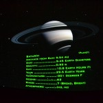 """A view of Saturn from """"Planets in the House 3.0"""""""