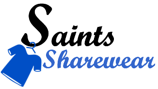 Saints Sharewear logo