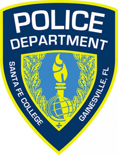 Santa Fe College Police Department badge logo