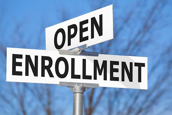 Open Enrollment at SF begins Monday, Oct. 23