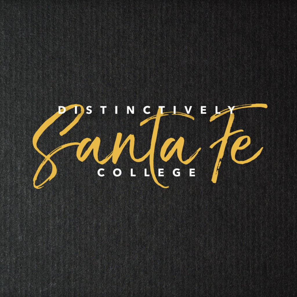 2018 Santa Fe College Viewbook Cover