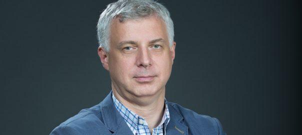 Dr. Serhyi Kvit publicity photograph.