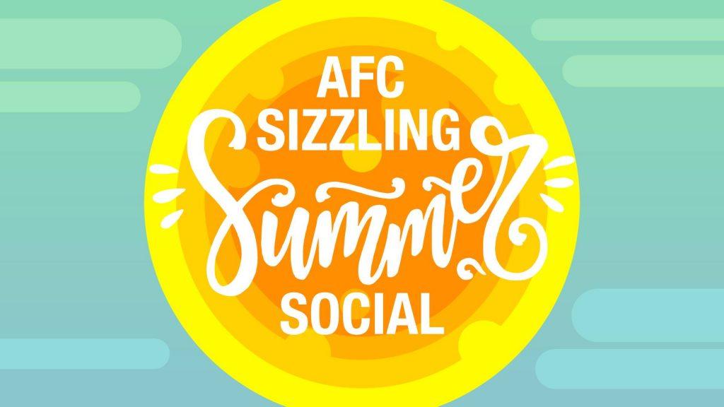 AFC Sizzling Summer Social