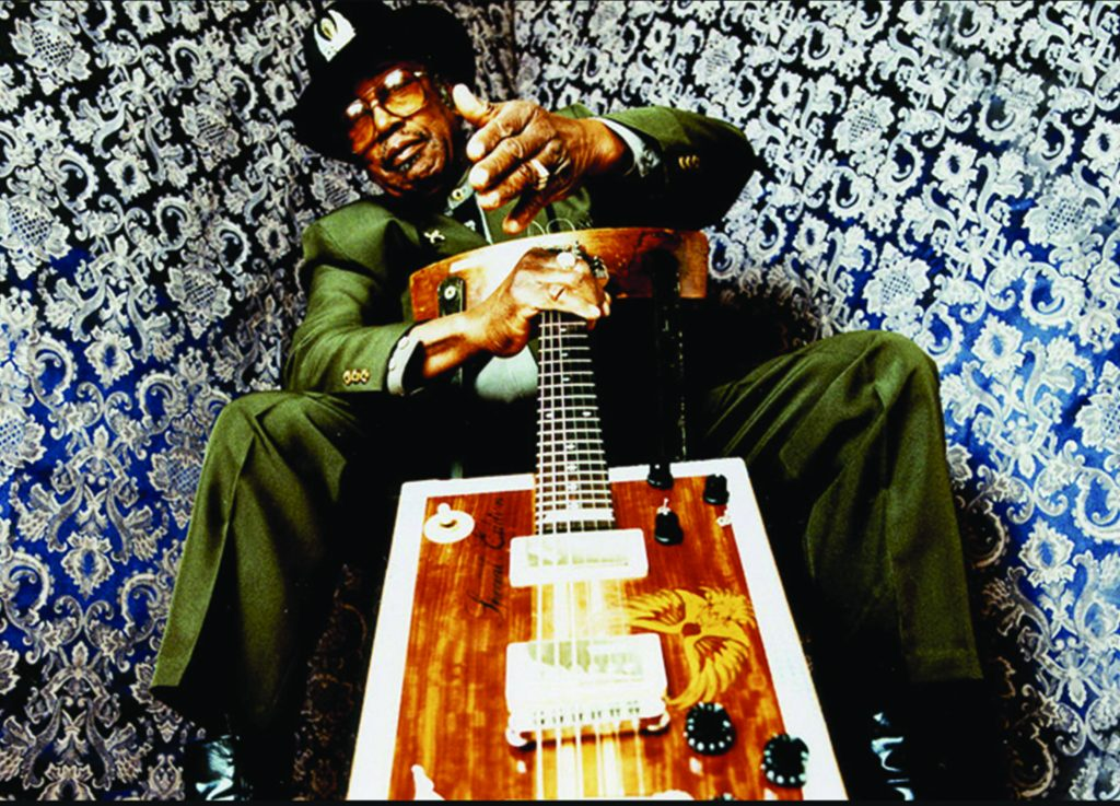 Bo Diddley