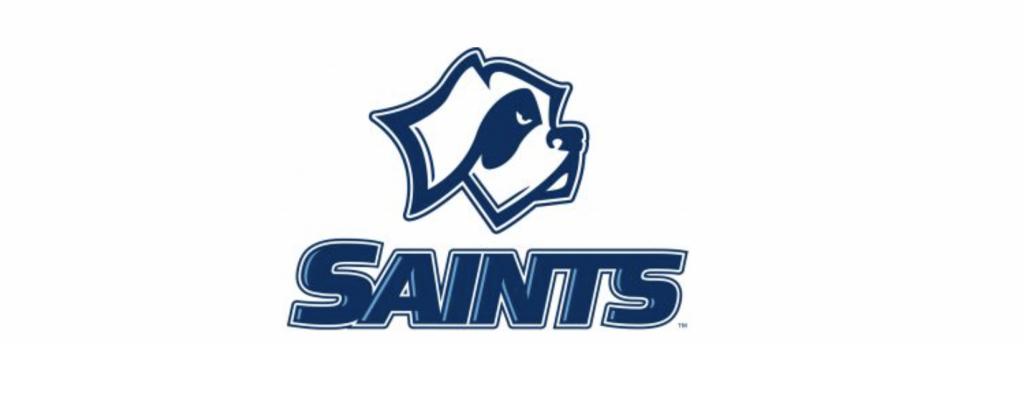 Caesar Saint logo for SF athletics