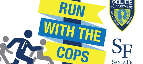 Run With The Cops 2018 logo
