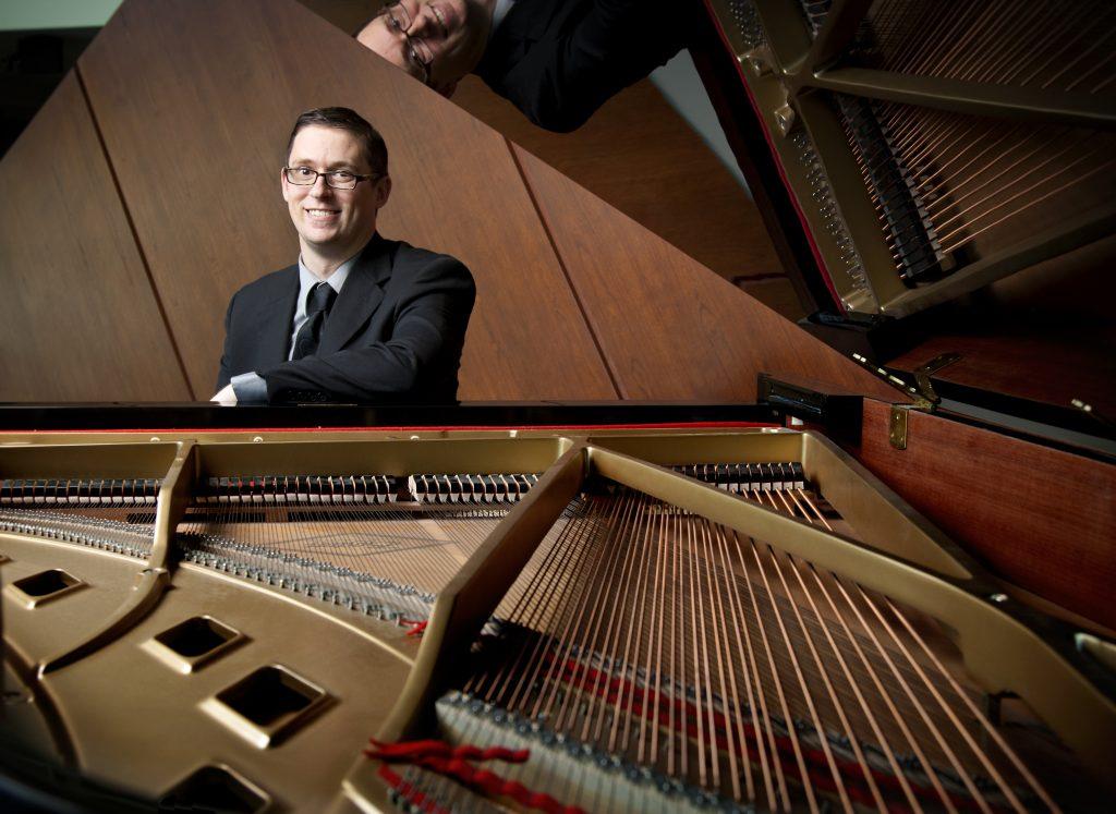 SF Music professor Dr. Mitch McKay