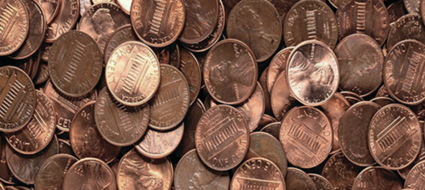 pennies (for banner picture)