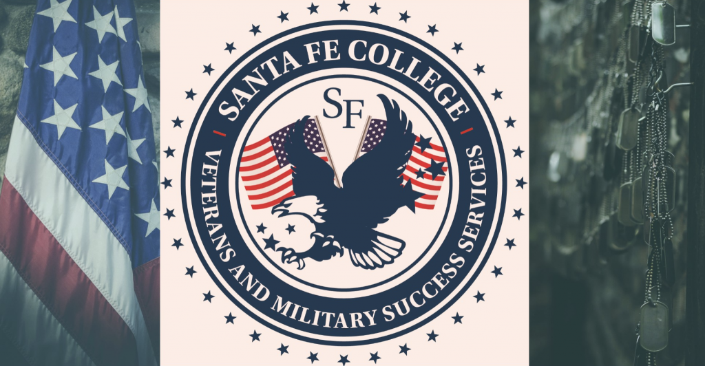Santa Fe College Military and Veterans Success Services logo