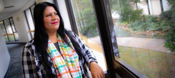 Jenny Guardado, Saint of Santa Fe College for January 28, 2019