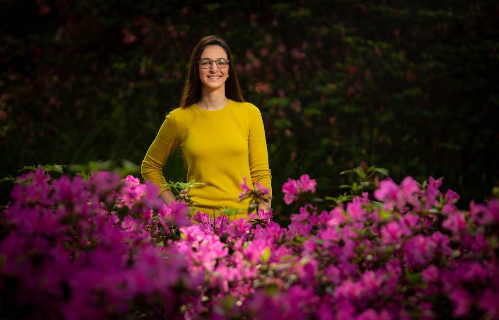 Sarah Blanc, Saint of Santa Fe College for April 29, 2019