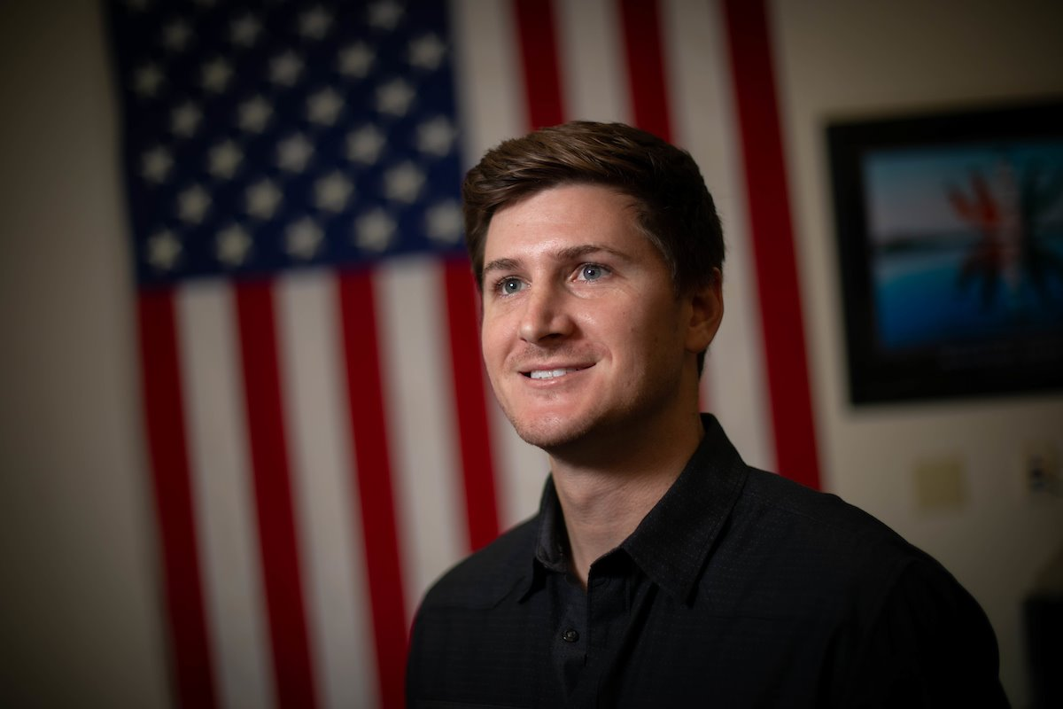 Colby Ross, Saint of Santa Fe College for July 8, 2019