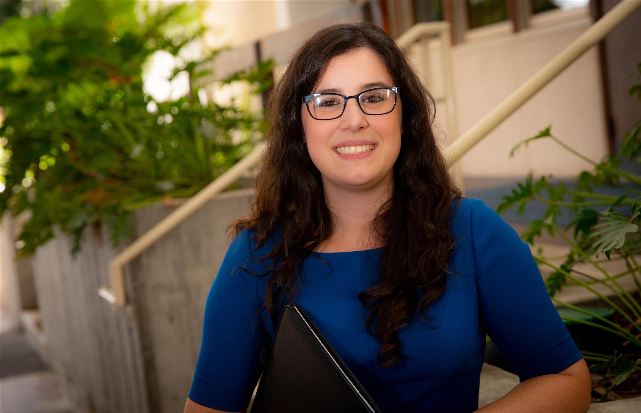 Geena Cesar, Saint of Santa Fe College for August 21, 2018
