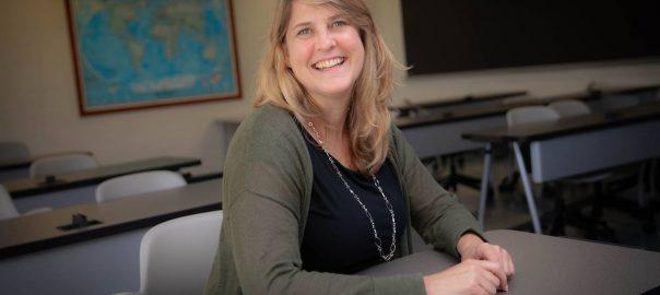 Rhonda Morris, Saint of Santa Fe College for October 15, 2018