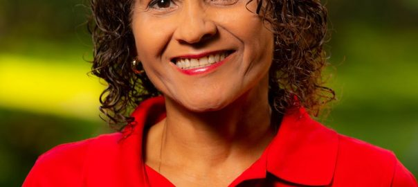 Sandra Torres-Pintos, Saint of Santa Fe College for November 12, 2018