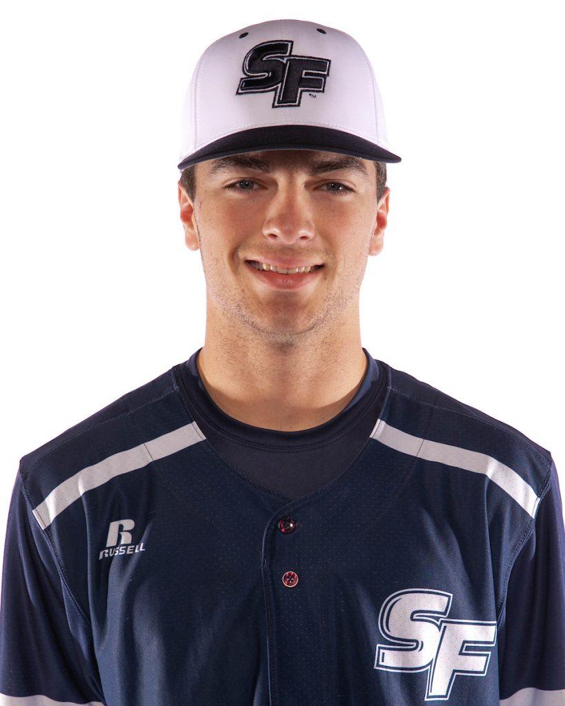 Santa Fe College Baseball player Nick Herndon