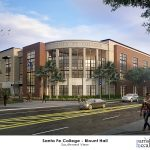 A rendering of what the new expansion of the Blount Campus will look like upon completion.